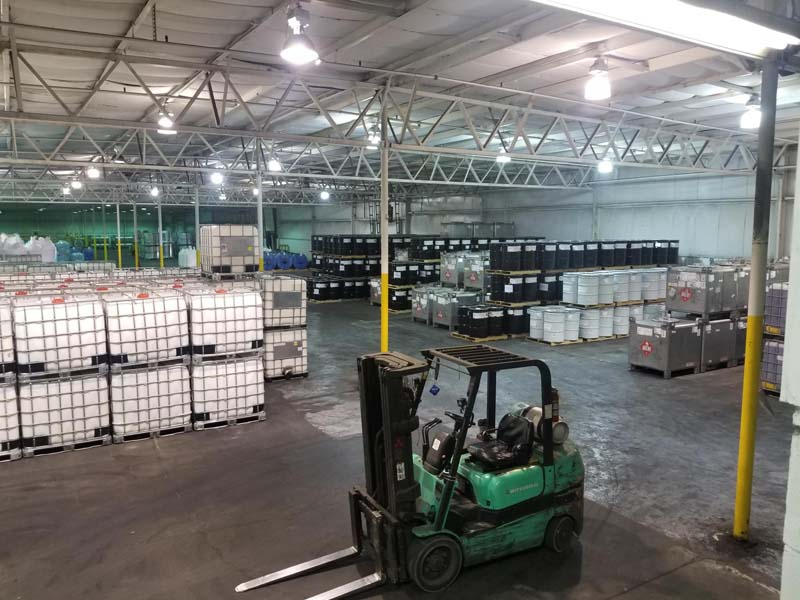 CLE Transportation Company is a local leader in consolidation warehousing